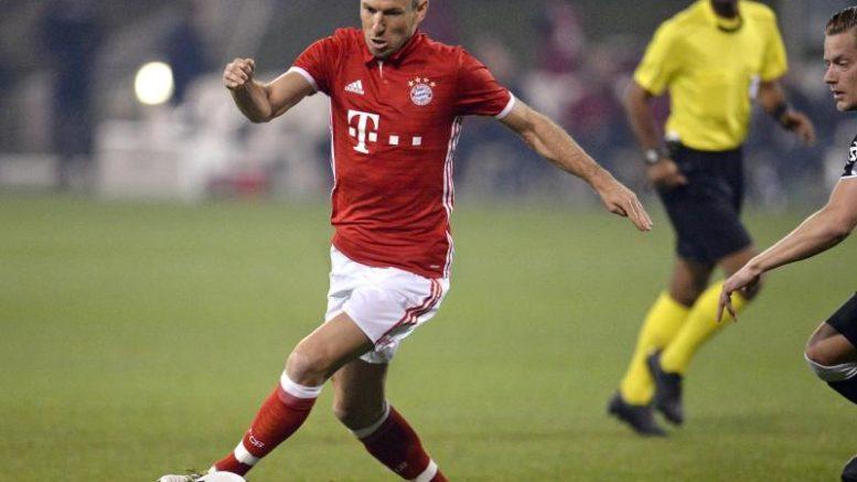 Vertrag Bis Sommer 2018 Verlängert Robben Bleibt Beim Fc Bayern