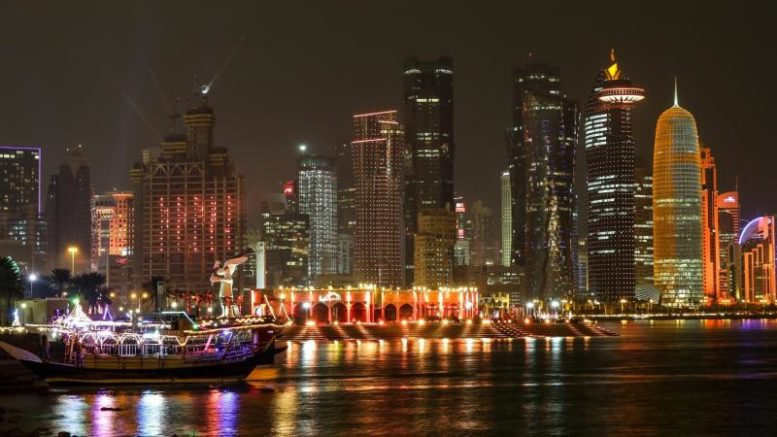 Katar Iran
